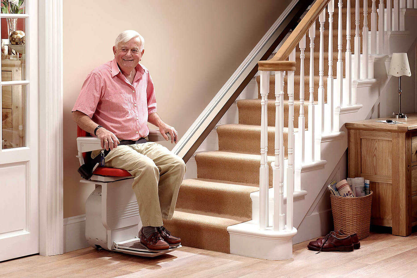Best Raleigh Stair Lift Installer | Cain's Mobility NC